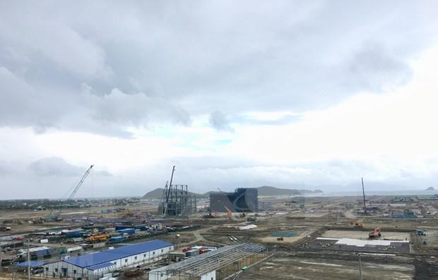 庆和省云峰经济区吸引150多个投资项目 hinh anh 1