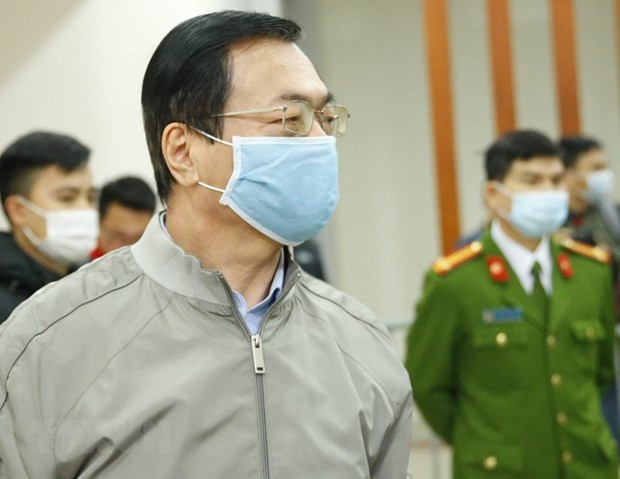 武辉煌及其同犯案庭审延期 hinh anh 1