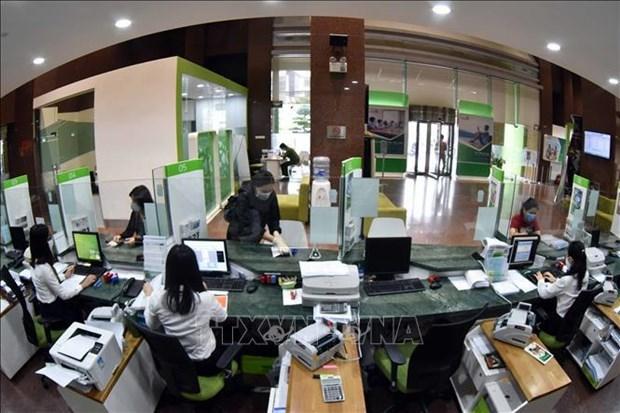 越南国家银行:2021年越南信贷增长为12% hinh anh 1