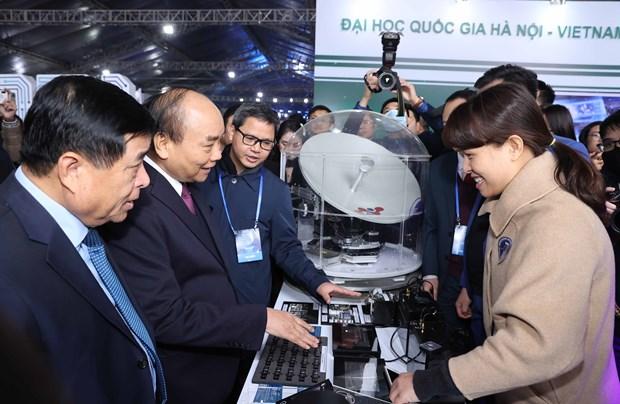 阮春福总理:充分发挥国家革新创新中心的重要作用 hinh anh 3