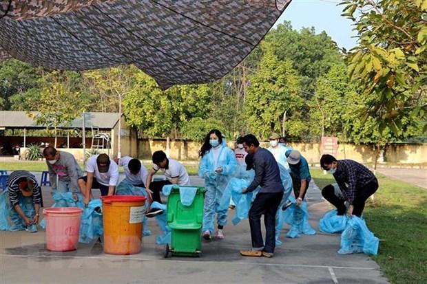 新冠肺炎疫情:越南新增5例境外输入确诊病例 hinh anh 1
