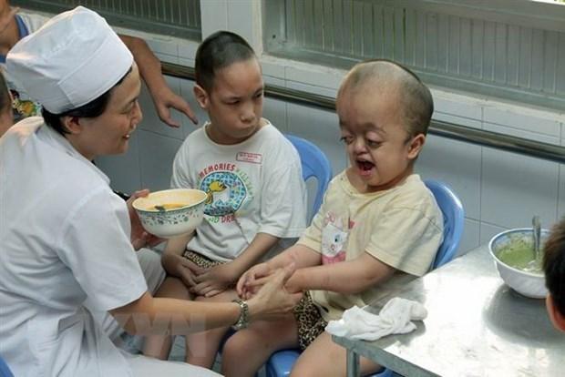 德国报刊:橙剂给一代又一代越南人留下严重后果 hinh anh 1