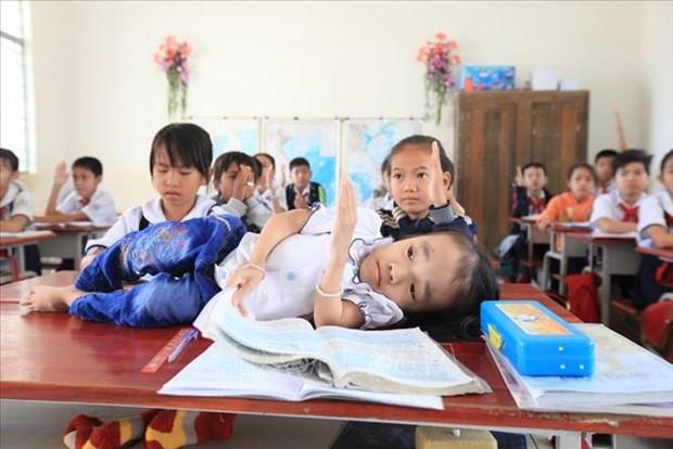 德国报刊:橙剂给一代又一代越南人留下严重后果 hinh anh 3