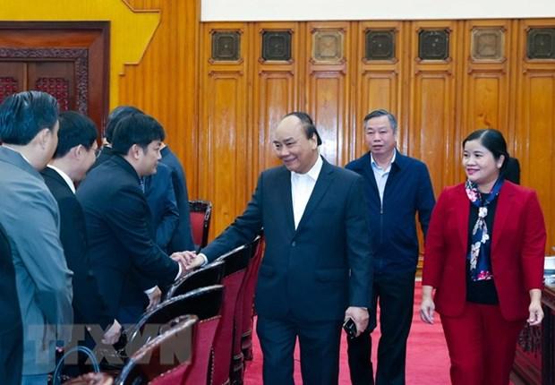 政府总理阮春福:平福省需注重融合发展 对保护生态环境有责 hinh anh 2