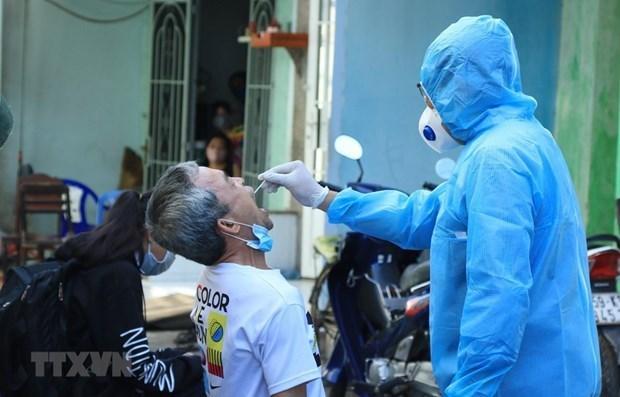 迎接越共十三大:越南政府总理阮春福要求慎重把握各项防疫措施 hinh anh 2