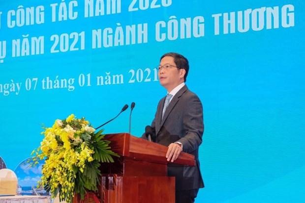 在发展经济过程中发挥《三驾马车》的作用有助于越南达到2021年经济增长目标 hinh anh 2