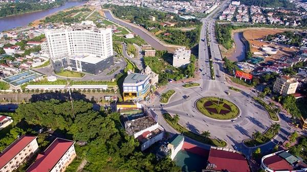 越南老街确保经济增长超过 10% hinh anh 1