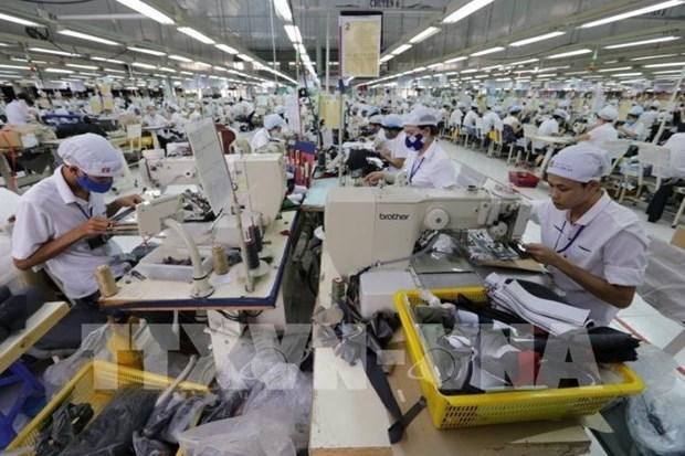越南纺织品服装行业力争出口额达到390亿美元 hinh anh 1