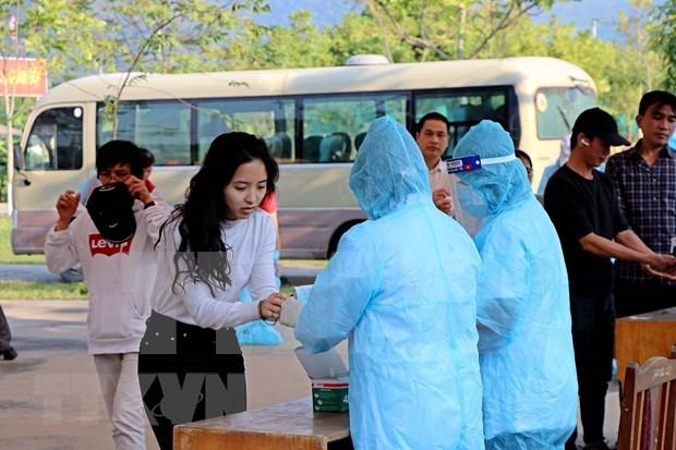 越南新增5例境外输入新冠肺炎确诊病例 hinh anh 1