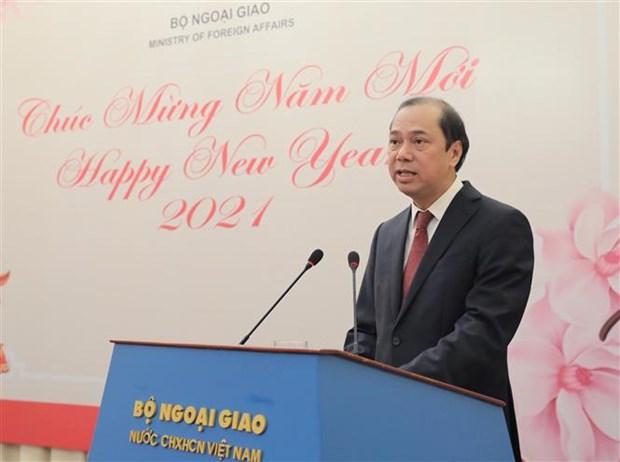 越南将继续成为世界和地区经济增长中的亮点 hinh anh 1