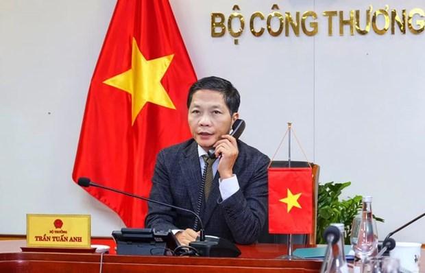 美国未对越南出口产品征收关税或实施贸易制裁 hinh anh 1