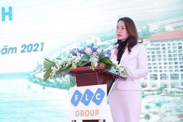 广平FLC五星级酒店和国际会议中心动工兴建 hinh anh 2