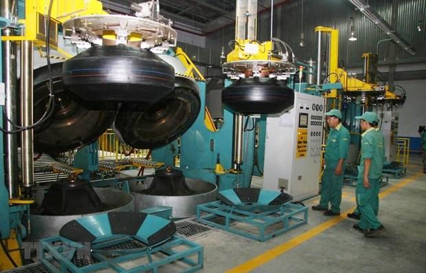 美国认定越南产汽车轮胎不存在倾销行为 hinh anh 1