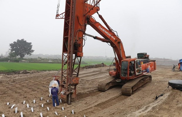 为东部北南高速公路项目征地拆迁工作化解困难 hinh anh 1