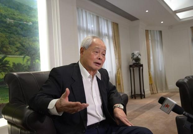 发展越南—中国友好合作关系 造福两国人民 hinh anh 1