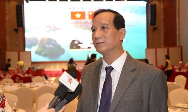 发展越南—中国友好合作关系 造福两国人民 hinh anh 2