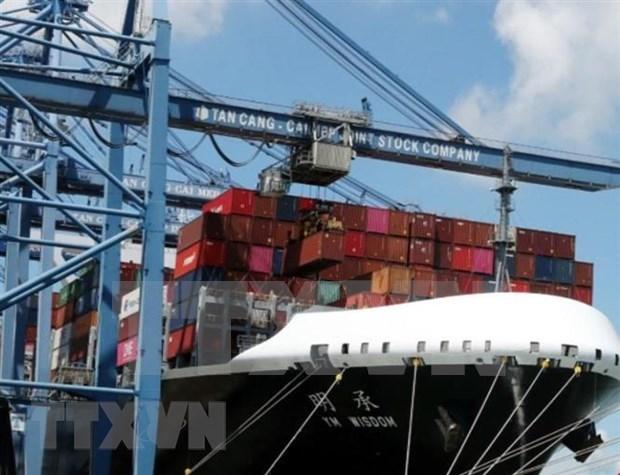 """2021年港口行业将迎来""""起飞"""" hinh anh 1"""