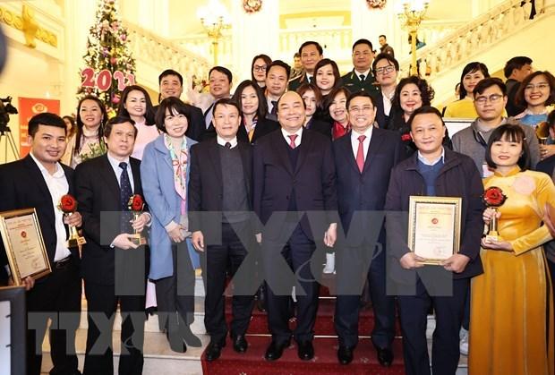 越通社评选一周要闻(2021.1.11-2021.1.17) hinh anh 2