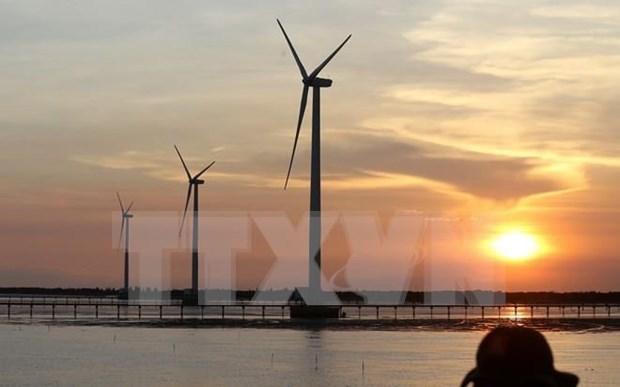 前江省两个风电场项目获投资许可证 hinh anh 1