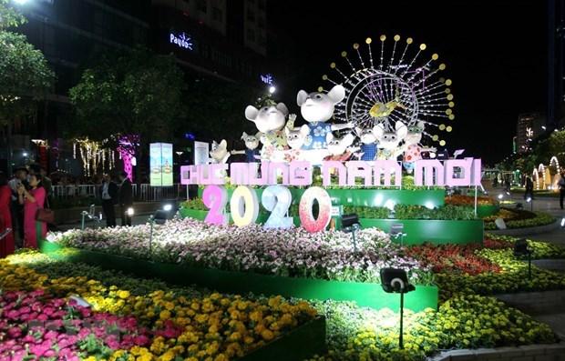 胡志明市将举行丰富多彩的活动 喜迎2021辛丑年新春 hinh anh 1