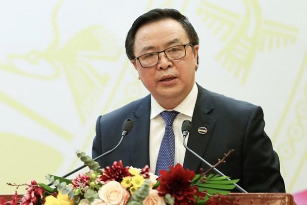 越南外交在越共12届任期内留下的烙印 hinh anh 1