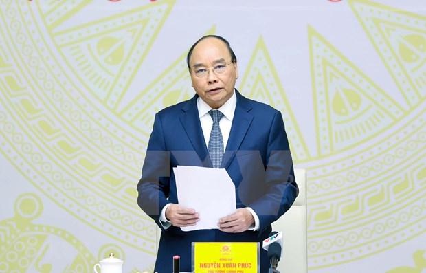阮春福:积极提出政策建议为发展注入新动力 hinh anh 1