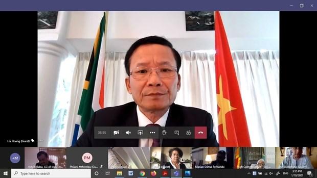 东盟的成功为加强南亚地区互联互通提供宝贵的经验 hinh anh 1