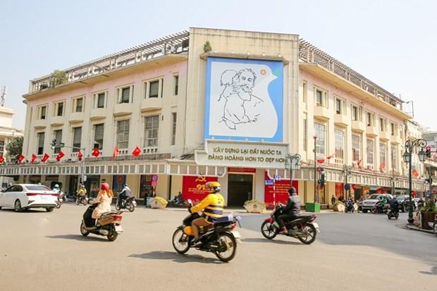 越共十三大:旅澳越侨为越南护照而感到骄傲和自豪 hinh anh 1