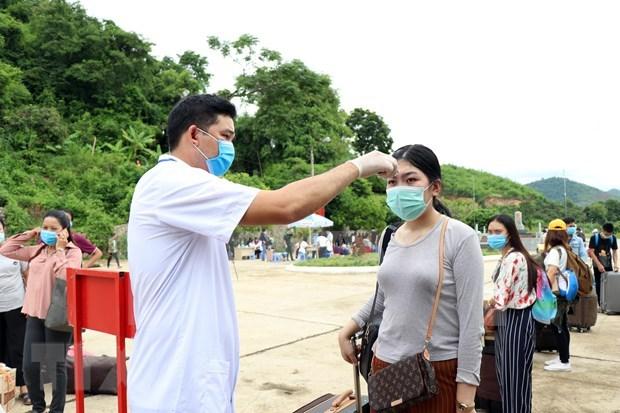 卫生部长:扎实做好社区疫情防控应急准备工作 全力开展打击非法入境专项行动 hinh anh 1