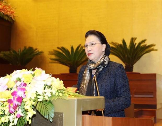 阮富仲:精心部署 确保国会代表和各级人民议会代表换届选举顺利举行 hinh anh 4