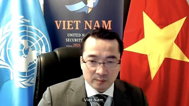 越南呼吁国际社会向叙利亚人民提供援助 hinh anh 2