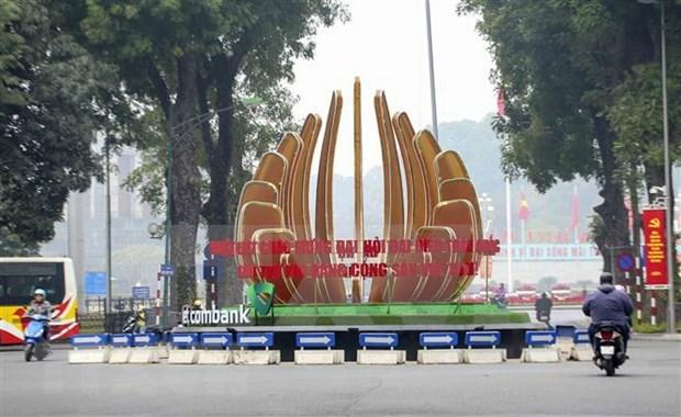 越共十三大:德国媒体提及越南未来五年的优先领域 hinh anh 1