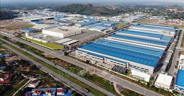 胡志明市工业区和出口加工区引进国内投资资金同比增长53.94% hinh anh 1