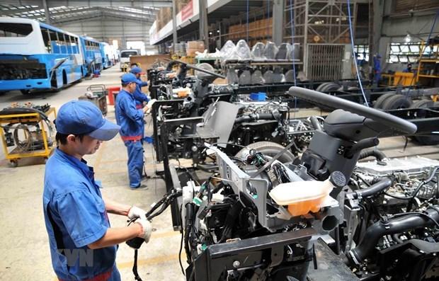胡志明市设定各工业区吸引5.5亿美元投资资金的目标 hinh anh 1