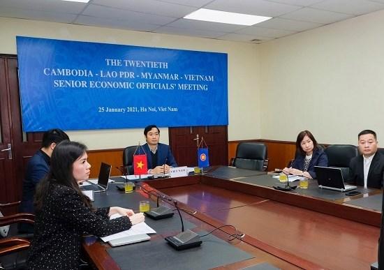 制定《2021-2022年柬老缅越区域行动计划》 hinh anh 1