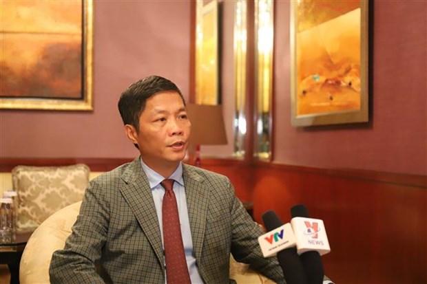 工贸部长:加强质量意识 扩大产品出口 hinh anh 1