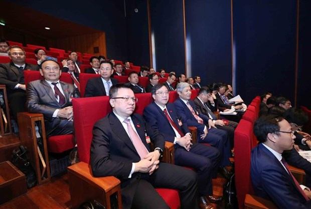 越共十三大筹备会议发表新闻公报 hinh anh 3