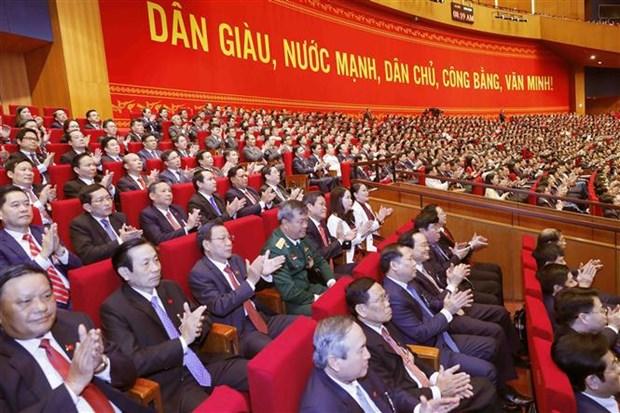 越共十三大:国家发展方向中突出的许多新问题 hinh anh 2