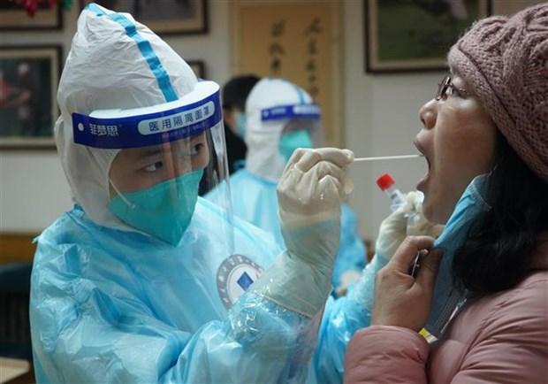 新冠肺炎疫情:越南新增2例确诊 均为输入性病例 hinh anh 1