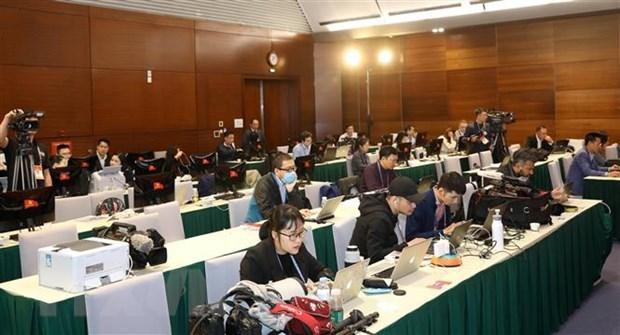 越共十三大:国际学者预测越南未来的发展道路 hinh anh 1