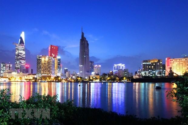 越共十三大:胡志明市着重知识经济 hinh anh 3
