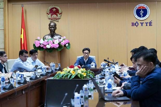 越南新增两例本地确诊病例 立即主动采取强有效防控措施控制住疫情 hinh anh 1
