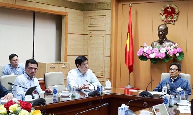 越南新增两例本地确诊病例 立即主动采取强有效防控措施控制住疫情 hinh anh 2