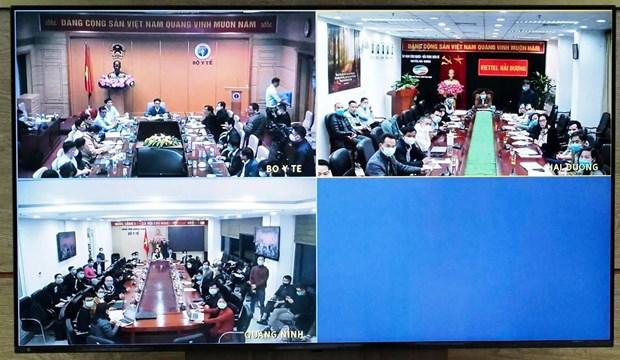 越南新增两例本地确诊病例 立即主动采取强有效防控措施控制住疫情 hinh anh 3