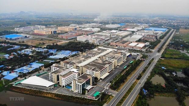 2020年1月越南外商投资企业资金到位率同比增长4.1% hinh anh 1