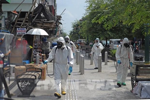 新冠肺炎疫情:菲律宾宣布放宽对30多个国家和地区的旅行限制 hinh anh 1