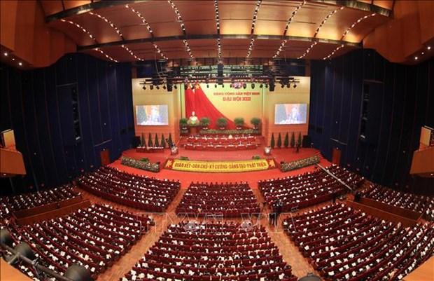 古巴专家:越共十三大为民族历史和国际社会主义做出宝贵的贡献 hinh anh 1