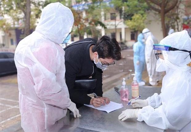 新冠肺炎疫情:越南卫生部发布第33号紧急通知 hinh anh 1