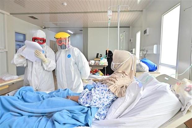 新冠肺炎疫情:印尼单日新增确诊病例超一万 泰国将紧急状态延长至三月底 hinh anh 1