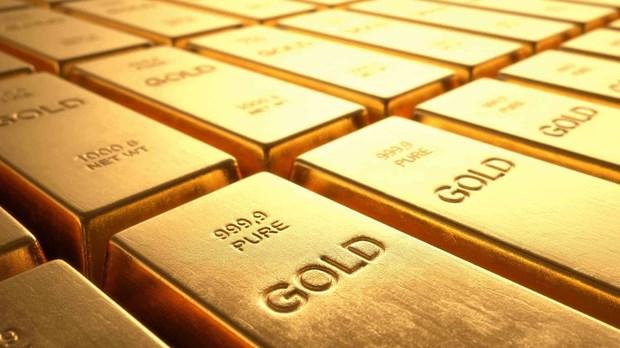 今日越南国内市场黄金价格猛增 hinh anh 1